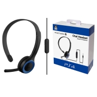 Project Sustain Chat Headset PS4 - Auriculares