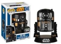 R2Q5 Edición Limitada Funko 41 POP Star Wars - Figura