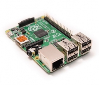 Raspberry Pi TYPE B+ ARM 512MB 4xUSB HDMI RJ45 - Paca Base