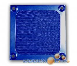 Rejilla 8 CM - Anti-Polvo Metálica Azul
