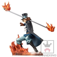 Sabo DXF Brotherhood 2 One Piece - Figura