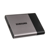 Samsung T3 2TB USB 3.1 Type C Gris - Disco Duro Externo