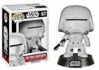Snowtrooper Funko POP Star Wars Episodio VII - Figura