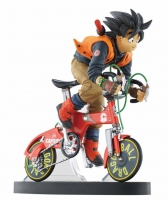 Son Goku Bike 2.5 Desktop Real McCoy Dragon Ball - Figura