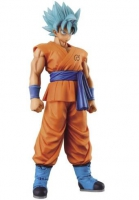 Son Goku Estadío 2 Nivel Dios El Retorno de Freezer Dragon Ball - Figura