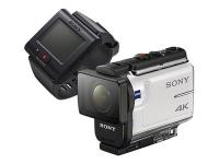 Sony Action Cam FDR-X3000 4K WI-FI GPS - Videocámara