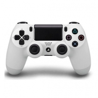 Sony Original Dualshock4 Blanco V.2 - Gamepad
