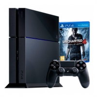 Sony PS4 1TB SLIM + Uncharted 4 - Consola