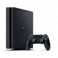 Sony PS4 Slim 500GB Negro - Consola