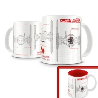 Special Forces Blueprint Star Wars Episodio VII - Taza