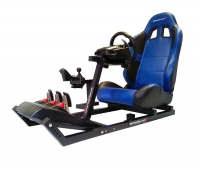 SpeedBlack DS Blue/Black (Emulador Volantes)