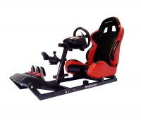 SpeedBlack DS Red/Black (Emulador Volantes)