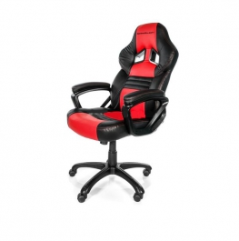 SpeedBlack Seat Gamer Negro/Rojo - Silla Gaming