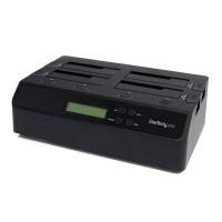 Startech Duplicador Discos Duros de 1:3 4 Puertos USB 3.0/SATA - Dock