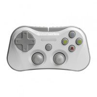 SteelSeries Stratus Controller  Blanco  Iphone - Gamepad