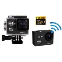 Storex CHDW5003 FullHD WiFi Negro - Videocámara Deportiva