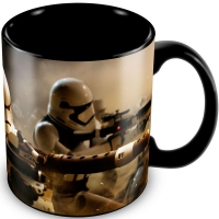Stormtrooper Battle Star Wars Episodio VII - Taza