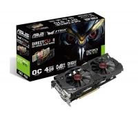 T.Gráfica Asus GeForce GTX 970 Strix DirectCU II OC - 4GB DDR5