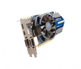Sapphire Radeon HD 6770 VaporX 1GB GDDR5 - Tarjeta Gráfica