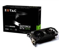 T.Gráfica Zotac GeForce GTX 970 - 4GB DDR5