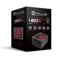 Talius 80 Plus Bronce 450W - Fuente/PSU
