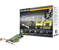 Tarjeta TV AVermedia AVerTV HD H727HD - PCI TV