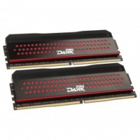 Team Group Dark Pro Series 8GB (2x4GB) 3000MHz (PC4-24000) CL15 Rojo - Memoria DDR4