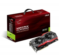 T.Gráfica Asus Nvidia GeForce GTX 980 Matrix - 4GB GDDR5