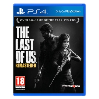 The Last of Us Remastered - Juego PS4