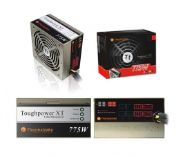 Thermaltake New Toughpower XT 775W - Modular