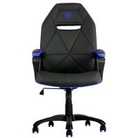 Thunderx3 TGC10BB Negro/Azul - Silla Gaming