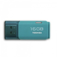 Toshiba 16Gb Hayabusa Azul Agua - Pendrive USB