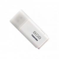 Toshiba 8Gb Hayabusa Blanco - Pendrive USB