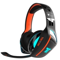 Tritton ARK 100 Freq TE 7.1 Negro/Naranja - Auriculares