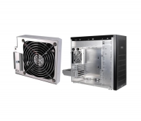 Ventilador Lian Li BS-09B PCI Cooler 140 mm - Black