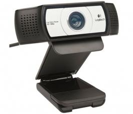 Webcam Logitech C930 Full HD 1080p Negro/Plata