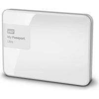 Western Digital My Passport Ultra 1TB Blanco - Disco Duro Externo
