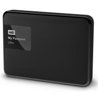 Western Digital My Passport Ultra 1TB Negro - Disco Duro Externo