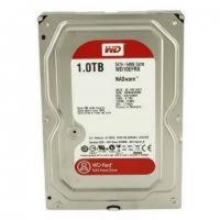 Western Digital WD10EFRX 1TB SATA3 64MB Red - Disco Duro