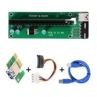 Xcsource AC330 PCI-E 1X a 16X - Riser Card