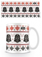Xmas Darth Vader Star Wars - Taza