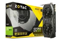 ZOTAC GeForce GTX 1070 AMP! Edition 8GB GDDR5 - Tarjeta Gráfica