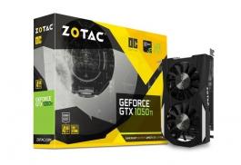 Zotac GeForce<span class='trademark-name'>&reg;</span> GTX 1050 Ti OC Edition 4GB GDDR5 - Tarjeta Gráfica