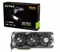 Zotac Nvidia GTX 980 Ti AMP! Extreme 6GB DDR5 - Tarjeta Gráfica