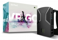 Zotac VR GO Para HTC Vive / Oculus Rift - Mini PC VR