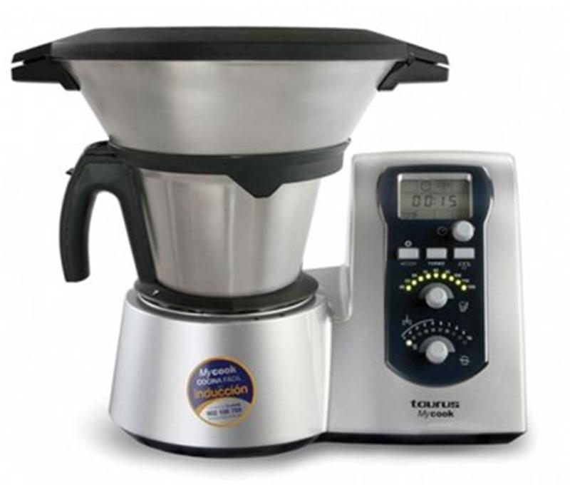 Taurus my cook robot cocina for Precio de robot de cocina