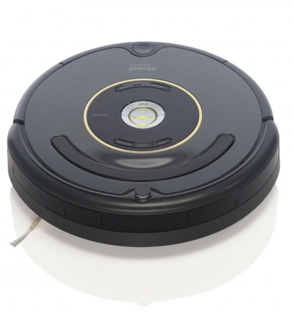 roomba irobot 651 aspiradora robot. Black Bedroom Furniture Sets. Home Design Ideas