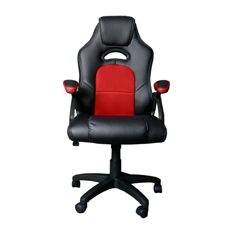 Skullkiller gamer seat negro rojo silla gaming for Precio de silla gamer