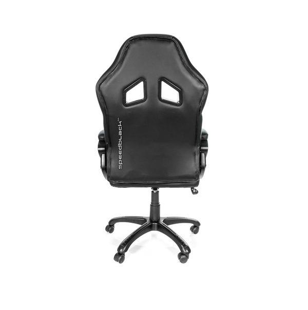 Speedblack seat gamer negro silla gaming for Silla gamer precio