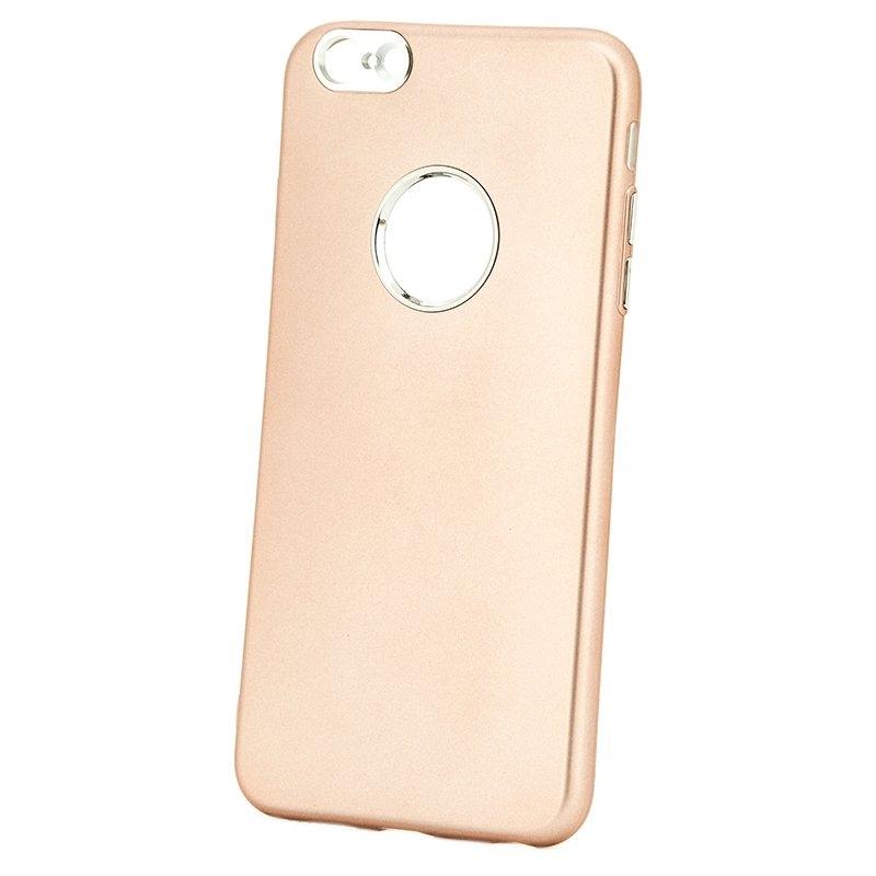 a224e3d9ba5 X-One TPU Aluminio iPhone 6 Plus Rosado - Funda Móvil